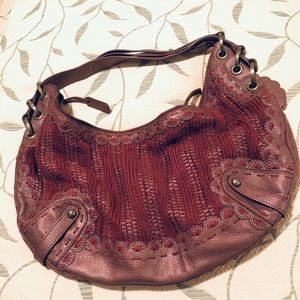 Isabella Fiori Hobo Shoulder Bag